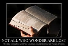 Contradictions and errors in the bible