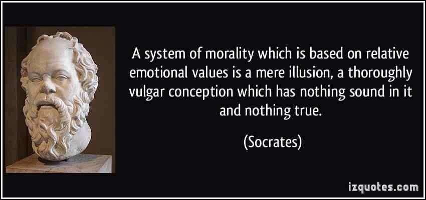 socrates morality quote