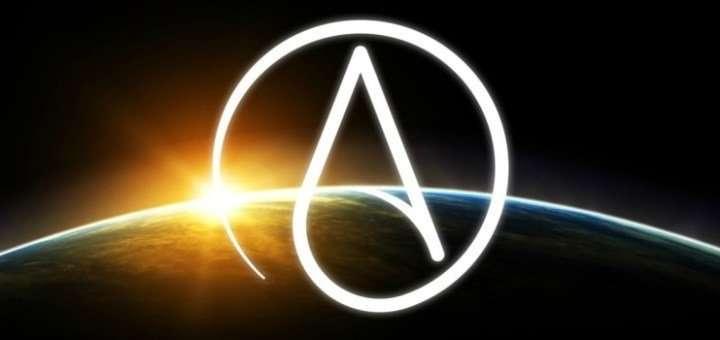 Atheist Atheism Logo