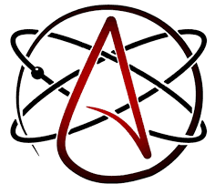 atheist DNA logo