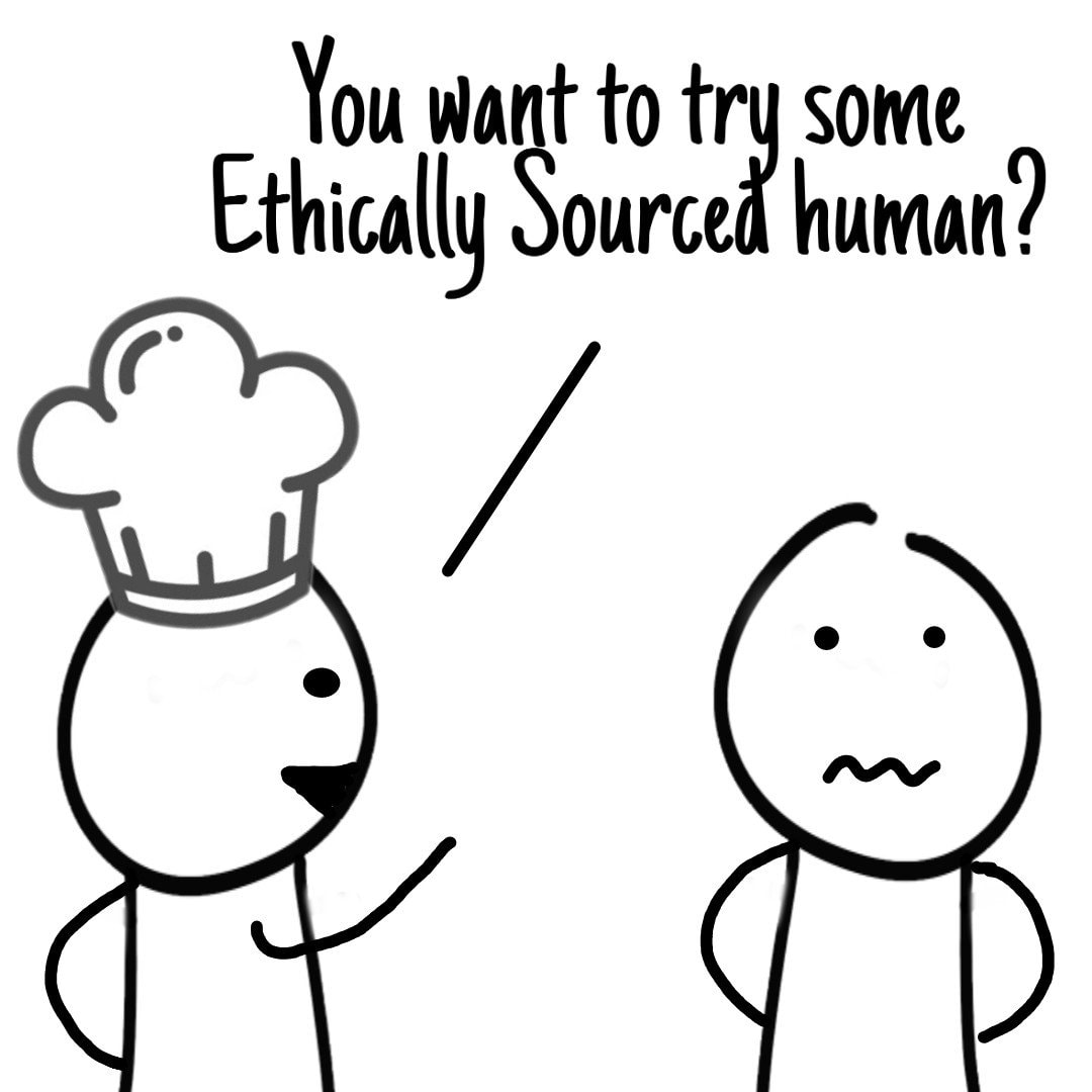 Ethically Sourced Human - Featured Image