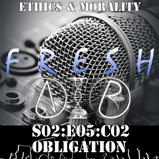 Obligation - Political Ethics