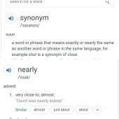 synonym sin-onynm