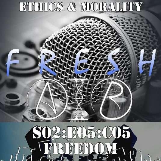 freedom podcast episode