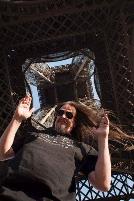 Aron Ra Original AiR T-Shirt in France