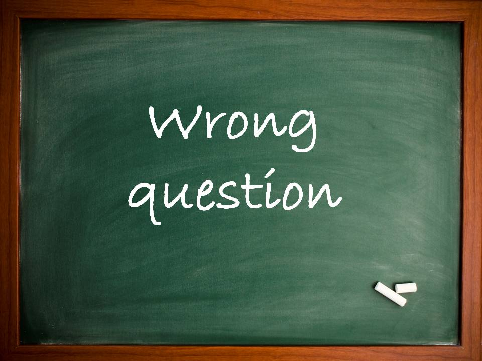 'Is it true that God exists?' or 'Do you believe God exists?', the context of the question counts.