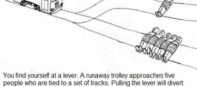 Trolley-Problem